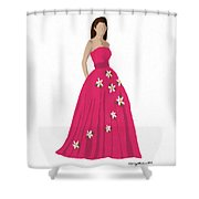 Justine Shower Curtain