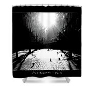 Jean Beauvais Paris Shower Curtain