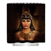 Cleopatra Shower Curtain