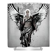Valkyrja Shower Curtain
