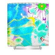 You Are A Child Of God Now Shower Curtain