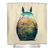 Forest Dream Shower Curtain