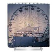Pacific Park Shower Curtain