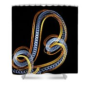 Tic 20180226-7753 Shower Curtain