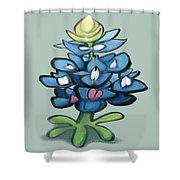 Bluebonnet Shower Curtain