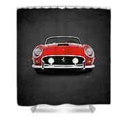 The 250 Gt Shower Curtain