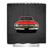 Dodge Dart 340 Shower Curtain
