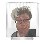 Artyom Shower Curtain