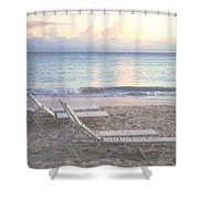 Aruba Beach Shower Curtain