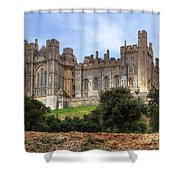 Arundel Castle Shower Curtain