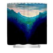 Arwen Cover Art 1 Shower Curtain