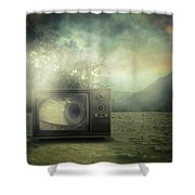 As Seen On Tv Shower Curtain