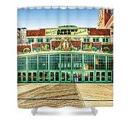 Asbury Park Convention Center Asbury Nj Shower Curtain