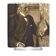 Ascan Lutteroth Shower Curtain