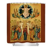 Ascension - Jcasc Shower Curtain