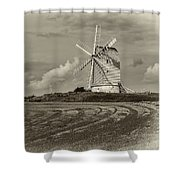 Ascombe Mill Shower Curtain