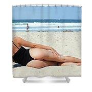Ash320 Shower Curtain