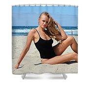 Ash326 Shower Curtain