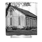 143 Ashland Ohio Shower Curtain