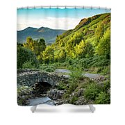 Ashness Bridge Shower Curtain