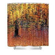 Asian Impressions Shower Curtain