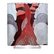 Asido Shower Curtain