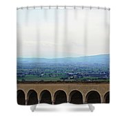 Asisi View Shower Curtain