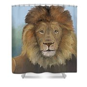 Aslan Shower Curtain