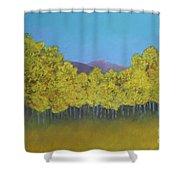Aspen Stand Shower Curtain