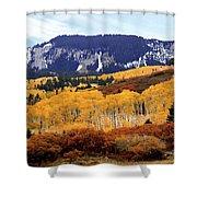 Aspen Vista Shower Curtain