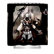 Assassin's Creed II Shower Curtain