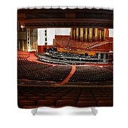 Assembly Hall Temple Square Shower Curtain