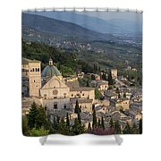 Assisi Pano Shower Curtain