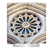 Assisi Plenaria Design Shower Curtain