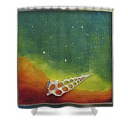 Assisted Nucleation Shower Curtain