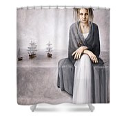 Assol Shower Curtain