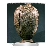 Assyrian Jug Shower Curtain