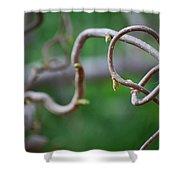 #astateofbeing Shower Curtain