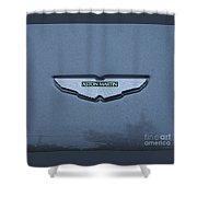 Aston Martin Logo # 1 Shower Curtain