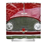 Astonmartin Db2/4 Mark IIi Shower Curtain