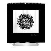 Astra Shower Curtain