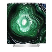 Astral Vision. When Sadness Goes Away Shower Curtain