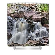 At The Falls Shower Curtain