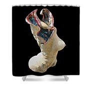 Athena  Heart Song Shower Curtain