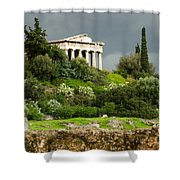 Athens, Greece Shower Curtain