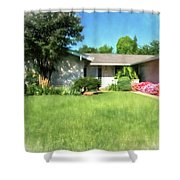 Atlanta 50 Shower Curtain