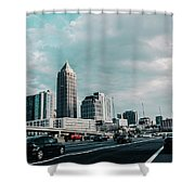 Atlanta Georgia Shower Curtain