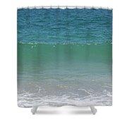 Atlantic Ocean - Southampton New York Shower Curtain