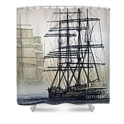 Atlas And Inverclyde Shower Curtain