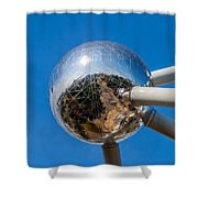 Atomium Shower Curtain